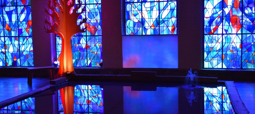 Une journée au Centre spirituel Notre-Dame de laJustice…
