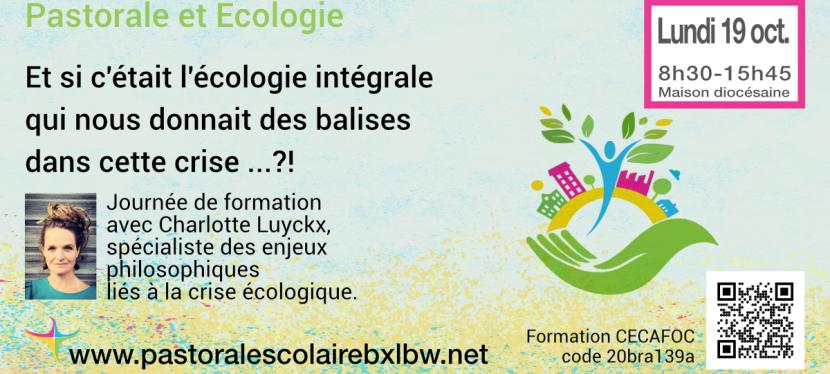 Journée des Relais «Pastorale et écologie» – Annulation!