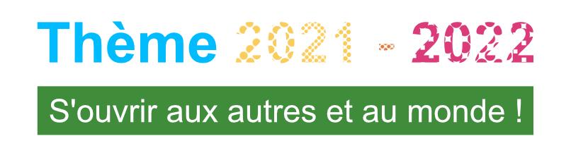 Thème 2021-2022